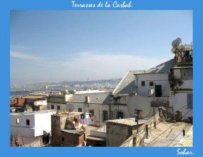 La terrasse de la Casbah