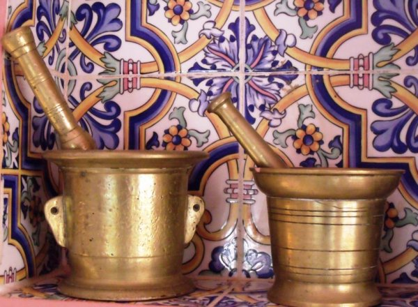 Al Mahraz ou pilon