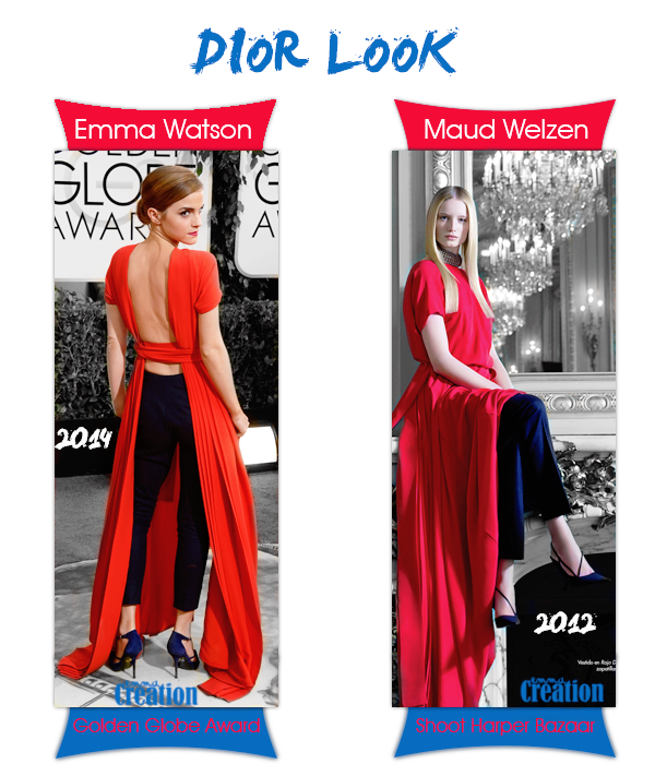 Sondage Dior LOOK