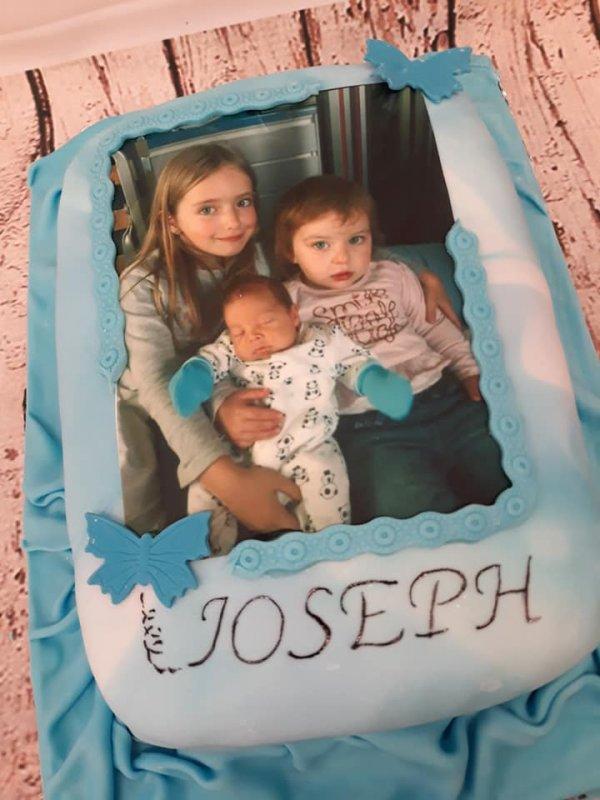 pour les 63 ans de Joseph