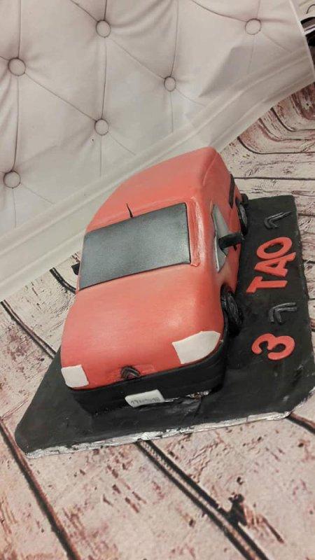 Citroën ( d'après une photo )