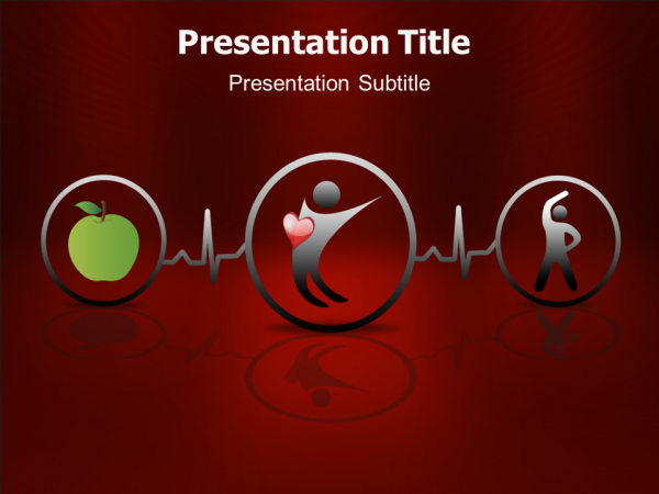 Well Being PowerPoint Template