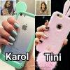 lequel vous preferez de tini ou celui de karol . ..karini..