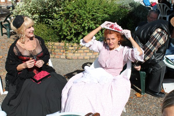 *** WESTERN SHOW A LASSY 95 ** 22 & 23 SEPTEMBRE 2012 *** N° 2 ***
