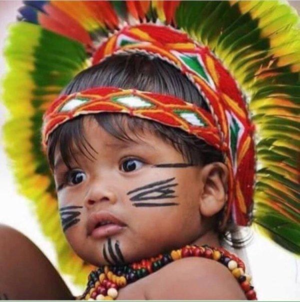 **** SUPERBES PHOTOS DE LA VIE DES INDIENS D'AMERIQUE ****