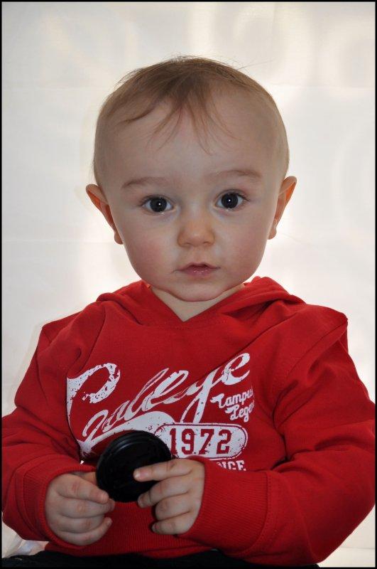 Enzo 13 mois