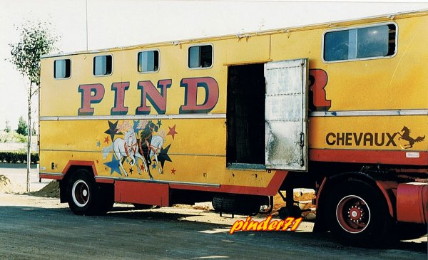 Pinder en 1990 - suite -