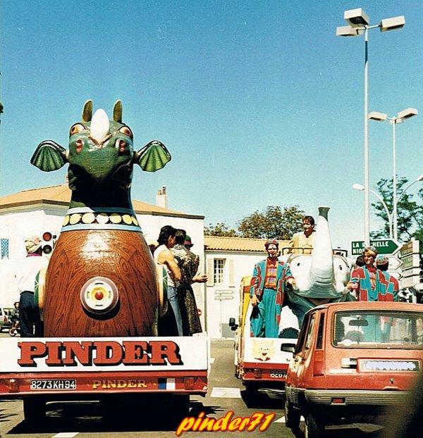 1990 : la Parade