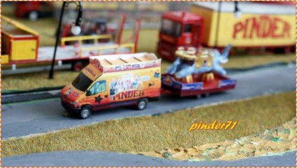 Maquette : leMaster de parade