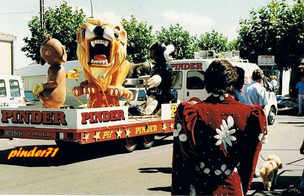 1990 ; parade fin