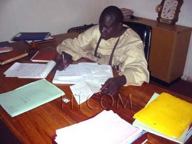 Bureau du Secrétariat Général du Cabinet du Responsable Moral