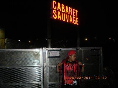 soldier-ti974 au cabaret sauvage en mode coqlakour