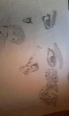 La plupart de mes dessins. ;)