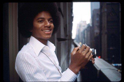 Michael Jackson a New York