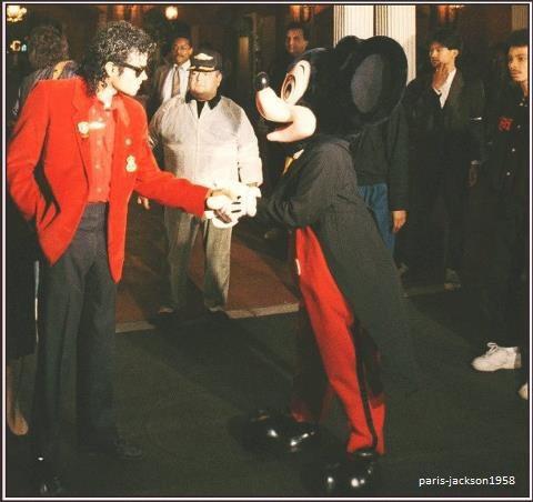 Michael & Mickey ♥