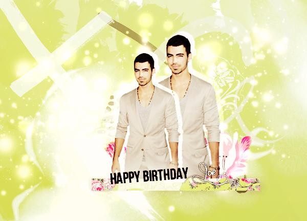 15 Août 2012  :  Joseph Adam Jonas fête son 23ème anniversaire !