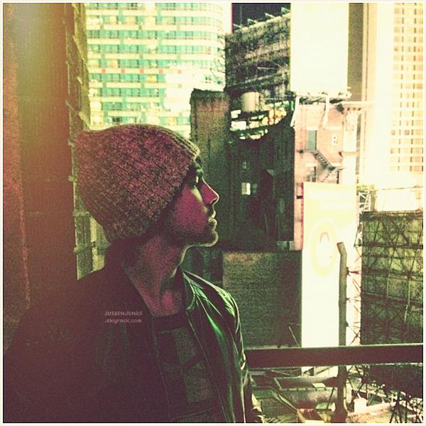 03 Novembre 2012  :  Joe et Nick étaient dans un restaurant, ils ont posés avec des fans  (NY).