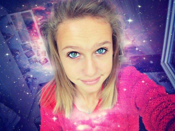 Askiparait , je ressemble à Hannah Montana sur cette photo.♥