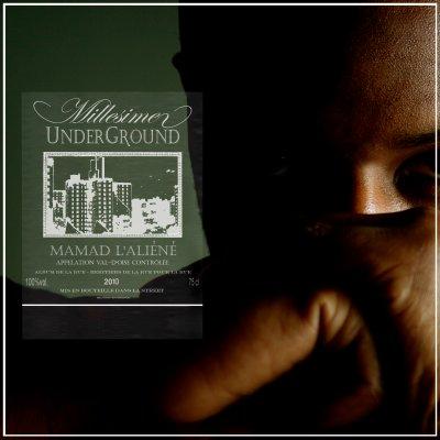 sortie de l album de mamad l aliéné le 20 septembre 2010