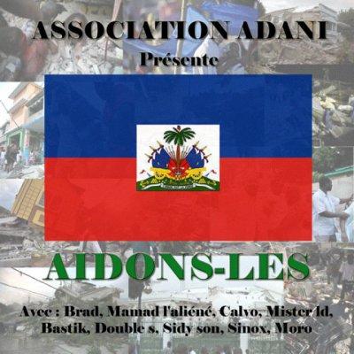télécharger le cd de l association adani en soutiens pour le peuple haitien