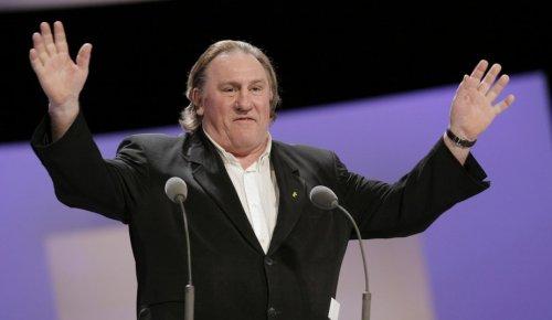 Gérard Depardieu balance encore et toujours plus sur le cinéma...