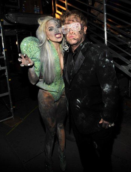 Lady Gaga et Elton John : en duo pour le prochain Disney