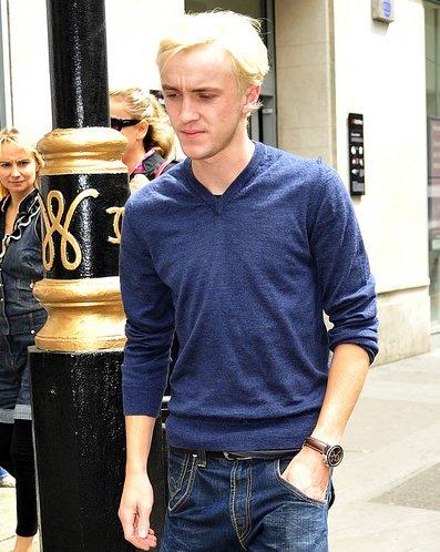 "Tom Felton : ""J'ai perdu ma jeunesse pour Harry Potter"""