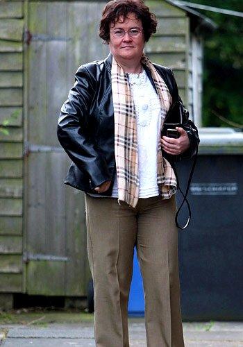 Susan Boyle jouera dans un épisode de Glee !