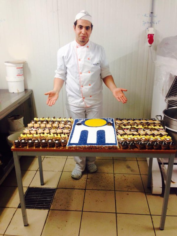 said oulfoua: chef patissier
