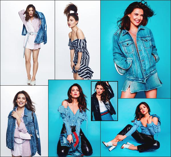 • Découvrez cette superbe couverture réalisée pour le magazine « Popular TV » de Danielle !