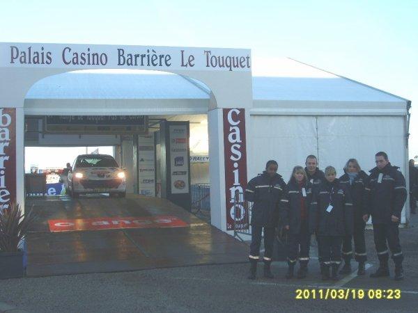 51 ème Rallye le Touquet Pas-de-Calais 17, 18 et 19 mars 2011