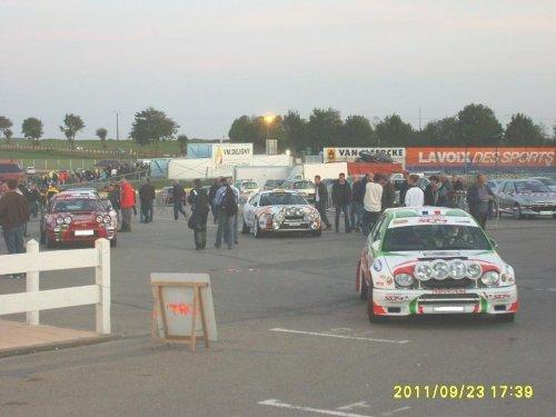 5ème Rallye du Ternois du 23 au 24 septembre 2011