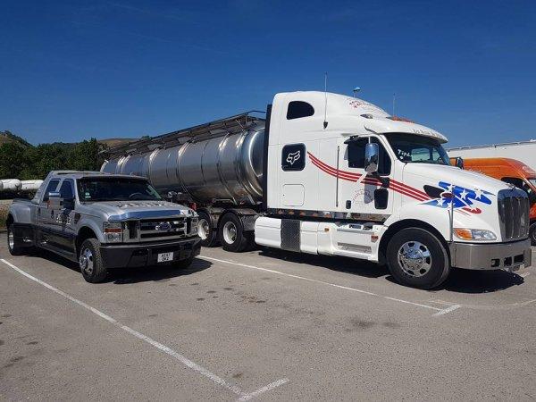 le camion de cedric alias guiguitte
