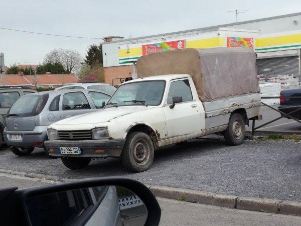 renault 12 504 pickup trabant