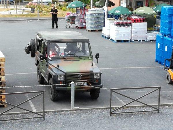peugeot p4 moteur mercedes