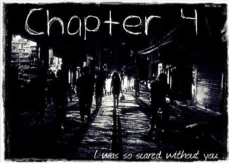 SEASON 2 , Chapter 4:  :   Tout est réciproque ...Il suffit juste d'y croire !