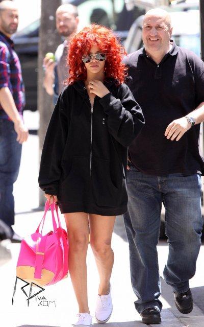 Rihanna à Toronto