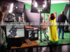 Rihanna & Nicki sur le tournage de Fly