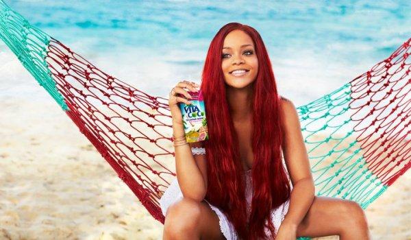 Vita Coco & Rihanna
