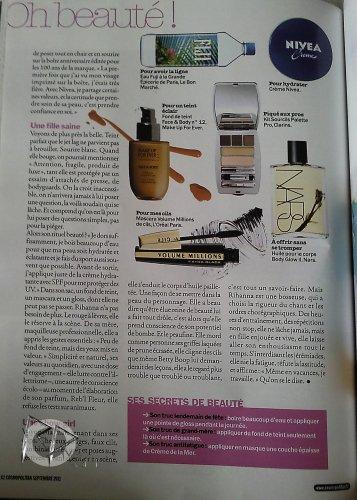 Rihanna dans un magazine français !