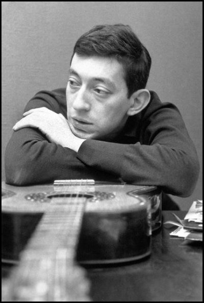 Ginsburg, Gainsbourg , Gainsbarre ...