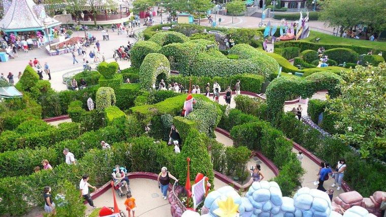Le Labyrinthe d'Alice aux pays des merveille Blog Once