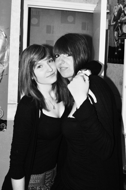 ma soeur et moi...