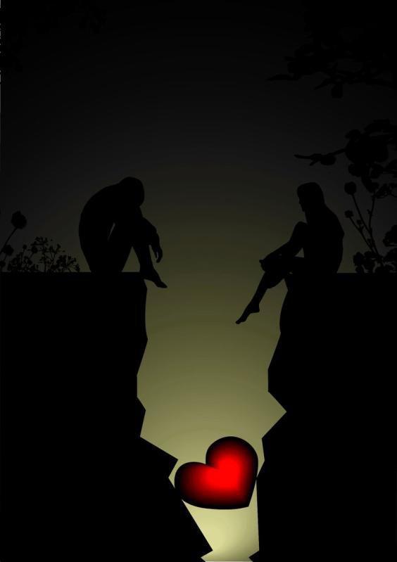 Le sentiment amoureux se mesure à l'ampleur du manque,  à l'état fiévreux dans lequel l'absence de l'autre nous plonge ... (Francine Noël)