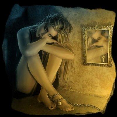 La liberté n'est qu'une illusion.  Nous sommes prisonniers des sentiments qui nous infectent tel un poison.