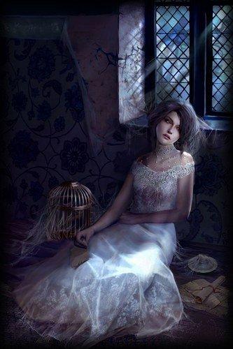 La solitude que l'on éprouve en écrivant est assez terrifiante.  C'est parfois proche de la folie, on disparaît et on perd le sens de la réalité.