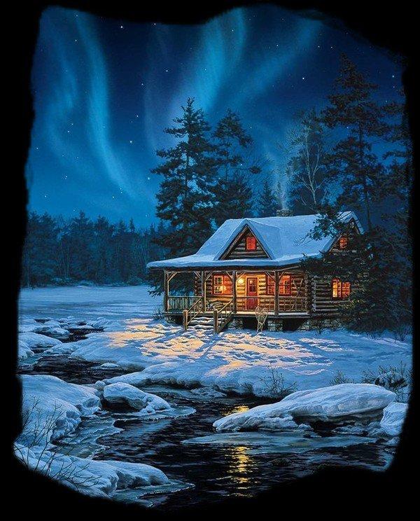 Le bonheur est comme la neige : il est doux, il est pur et... il fond.  ( Claire Malesset )