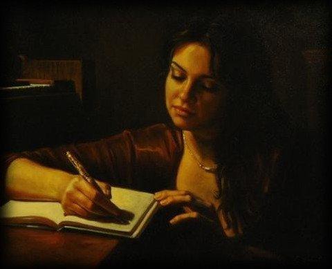 Ecrire, c'est aussi ne pas parler. C'est se taire. C'est hurler sans bruit.  (Marguerite Duras)