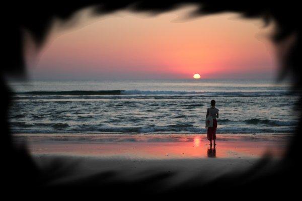Mon amour est comme le vent, je ne peux le voir, mais je peux le sentir...
