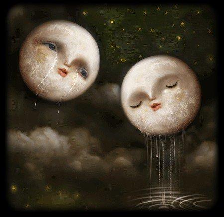 La vie a une fin, le chagrin n'en a pas...  (Charles Baudelaire)